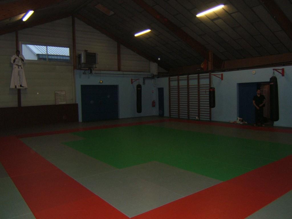 Salle d'entrainement de Vivhy